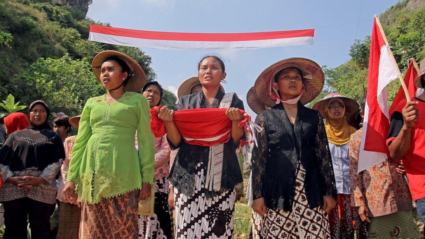 Tradisi Unik Memperingati HUT RI 17 Agustus di Sejumlah Daerah